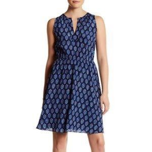 Rebecca Taylor Silk  Floral Valentina Dress 6